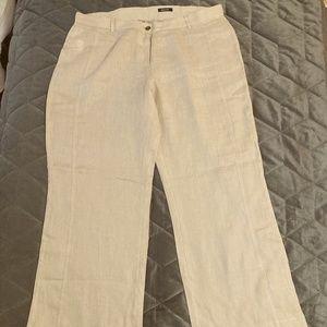 Wide Leg Khaki Pants from Elena Miro
